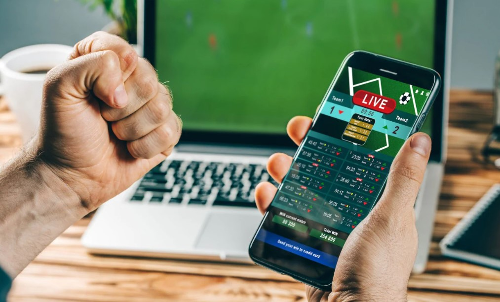 Win on mobile betting